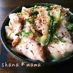 あっという間に♪焼肉屋さんのあの味♪ネギ塩豚丼♪ by しゃなママ 「写真がきれい」×「つくりやすい」×「美味しい」お料理と出会えるレシピサイト「Nadia | ナディア」プロの料理を無料で検索。実用的な節約簡単レシピからおもてなしレシピまで。有名レシピブロガーの料理動画も満載!お気に入りのレシピが保存できるSNS。