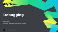 Getting Started with PyCharm 6/8: Debugging D Jango, Python Programming, Software Development, Web Design, Coding, Learning, Gadgets, Apps, Tech