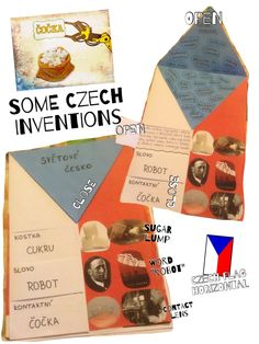 Elementary Science, Czech Republic, Geography, Inventions, The 100, Preschool, Flag, Let It Be, Projects