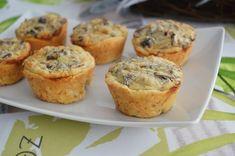 Parmezan, Muffin, Breakfast, Quiche, Food, Morning Coffee, Essen, Muffins, Quiches