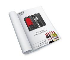 """Samen met Wine Forces creëerde Alterego het wijnmerk Tussock Jumper, met bijbehorend label, voor een selectie van de beste wereldwijnen. Na een succesvolle introductie in New York en New Jersey is Tussock Jumper inmiddels ook in Nederland aanwezig. In een interactieve merkbelevingscampagne ontvouwt zich de Saga van het Tussock Jumper schaap: zijn zoektocht naar de rest van de Herd en naar het mysterie van zijn """"Red Jumper""""."""