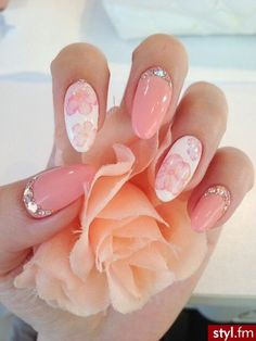 Large. Gorgeous nails http://www.mkspecials.com/