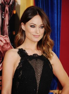 Olivia Wilde. can i have your hair? please?