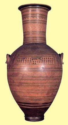 Ancient greek #pottery