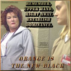Orange Is The New Black Season 4 Episode 1 Red and Piper