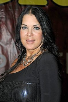 Former WWE women's champion and reality TV star Chyna — whose real name was Joan Marie Laurer— has died. She was 46. - there's bound to be a sad story behind this