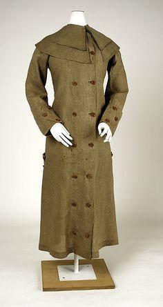 Coat (Duster)