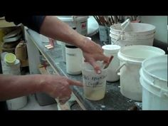 Stop messing with the water in your glazes! Here's the solution to perfecting consistency.  Deflocculated and Flocculated Glazes