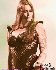 Metal Sinfônico, Gothic Metal, Metal Girl, Metal Band Logos, Metal Bands, Ladies Of Metal, Classic Rock Bands, Floor Fans, Women Of Rock