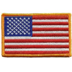 Shoulder Patch USA - Red White & Blue by Gadsden and Culpeper, http://www.amazon.com/dp/B007AJYGO0/ref=cm_sw_r_pi_dp_00B.qb1TDH0PV