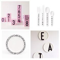 Arne Jacobsen design letter collection - teaandkate's photo on Instagram