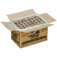 Planters Pride CRP0420 1000-Count Fiber Grow Premium Seed Starter Pellet by Akro-Mils. $79.00. 1,000 count. Refill pack. Fiber Grow pellets are dried and compressed in a secure fine mesh netting. Seed starter pellets. Pellets are universal and fit all Planters' Pride Fiber Grow Pellet Greenhouse kits. Planters pride crp0420 1,000-count fiber grow premium seed starter pellet. Save 36%!