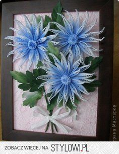 really pretty quilling Paper Quilling Flowers, Origami And Quilling, Quilled Paper Art, Quilling Tutorial, Paper Quilling Designs, Quilling Paper Craft, Quilling 3d, Quilling Patterns, Paper Crafts