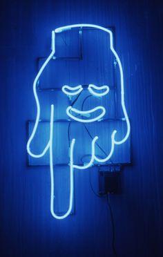 Neon by artist Ken Little