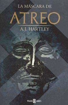 MASCARA DE ATREO,LA   : A. J. HARTLEY  SIGMARLIBROS