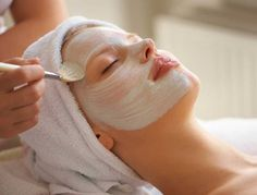 oily skin face mask for acne and blackheads wice a week with masks easy and suitable. Homemade face mask for oily skin acne prone, homemade face masks Mask For Oily Skin, European Facial, Homemade Face Masks, Facial Treatment, Healthy Women, Bridal Beauty, Face Skin, Glowing Skin, Dry Skin
