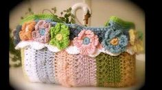 An hour with the best pictures of crocheted - YouTube