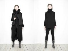 Nude: Masahiko Maruyama - A/W 2013-14 ~ In search of the Missing Light