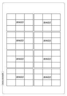 Baby Bingo, Periodic Table, Education, Professor, God, Interactive Activities, Kids Learning Activities, Literacy Activities, Word Bingo