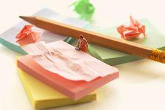 Miniature Calendar – Des créations miniatures adorables avec les objets du quotidien