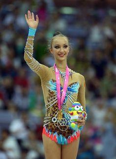 Irina ANNENKOVA (RUS)