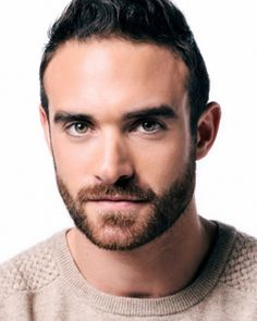 Joshua Sasse or you might know him as Galavant. He's our Hunk-a-Licious! Vote at talkalicious.com.