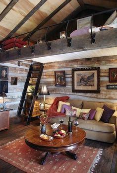 58 Wooden Cabin Decorating Ideas   Home Design Ideas, DIY, Interior Design And More!