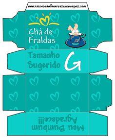 convite de chá de bebe criativo - Pesquisa Google
