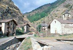 Lerida Tor al municipi d'Alins