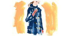上質なウールコートの選び方。Vol.2|Feature(特集記事)|HUMAN WOMAN [ヒューマンウーマン]