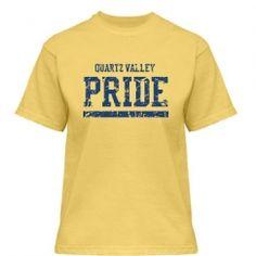Quartz Valley Elementary School - Fort Jones, CA   Women's T-Shirts Start at $20.97