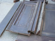 repurposed furniture ideas | Repurposing an Antique Piano into a Headboard - The Hands-On ...