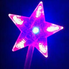 Lichtgevende 'toverstaf' #synchroonkijken#licht#dag1