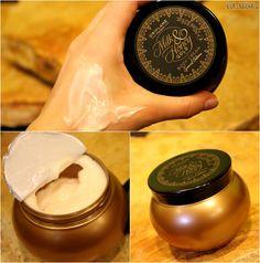 TEST: Telový krém Oriflame Milk & Honey Gold - špeciálna edícia