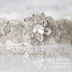 Image of Bridal Garter Countess White Wedding Shoes, Wedding Purse, Sister Wedding, Wedding Bride, Cinderella Wedding, Wedding Dresses, Wedding Inspiration, Wedding Ideas, Wedding Stuff