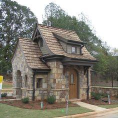 Tiny House Building Idea