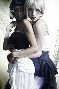 Photgrapher: Marco Armienti  Stylist: Elisabetta Marzetti  Make Up Artist: Clara  Dresses: SVMI-E  Shoes: Baldinini  Accessories: Vittoria Profumi  Agency. ESA Studio