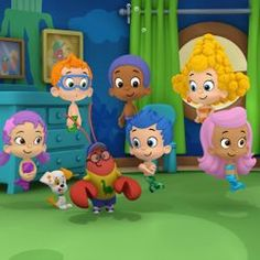 Nickelodeon has cancelled their animated children's series Bubble Guppies. Have you seen the show? Nick Jr, Bubble Guppies, Childhood Tv Shows, Childhood Memories, Dinosaur Train, Arte Dc Comics, Guppy, Paw Patrol, Pikachu