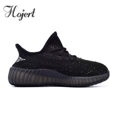 Mens Womens Breathable Mesh Boost 350 V2 Sport Sneakers Running Shoes Fitness Sneakers US_11/EUR_45/cm_27.5 Black White *** Want additional info? Click on the image. (This is an affiliate link) Running Equipment, 350 V2, Yeezy, All Black Sneakers, Running Shoes, Adidas Sneakers, Mesh, Sport, Black And White
