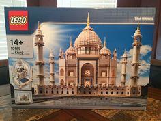 PRICE GUIDE TOYS: LEGO TAJ MAHAL 10189 ARCHITECTURE SCULPTURES NEW S...