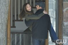 """Beauty and the Beast -- """"Ever After"""" -- Image BB220a_0140 – Pictured (L-R): Kristin Kreuk as Catherine and Jay Ryan as Vincent - Photo: Ben Mark Holzberg/The CW -- © 2014 The CW Network, LLC. All rights reserved."""