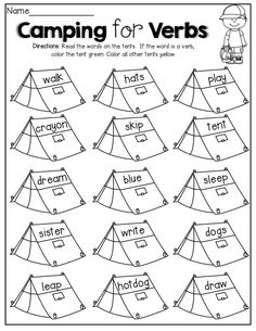 50 Best Writing Activities, Anchor Charts, and Sight Words