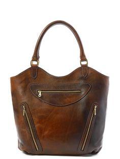 Sandast - Paris Leather Tote