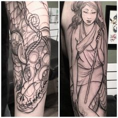 Details from today';s project. Shading and colour to come at some point. Thanks Chelsea :)
