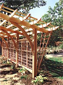 Contemporary Pergola No. CTP10b