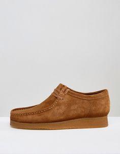34bcc29654 Clarks Orginal Wallabee Suede Shoes. WildlederschuheMännerschuheAsosTrapillo Stiefel