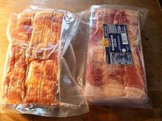 Rural Revolution: Canning bacon