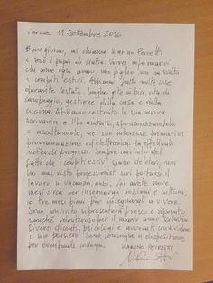 La lettera del papà che non ha fatto fare i compiti al figlio è lo specchio dei…