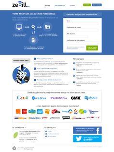 zeBill - idéveloppement : création de site internet bordeaux #webdesign #frontend #backend