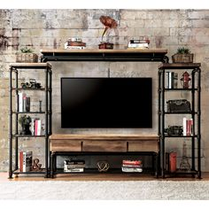 Trent Austin Design® Cheraw Entertainment Center
